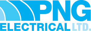 PNG Electrical Ltd. Qualified electricians covering Great Yarmouth, Lowestoft, Norwich and surrounding areas.